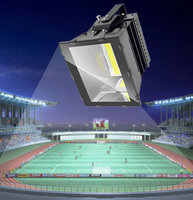 outdoor floodlight replacement CFL/HPS 1000w led light