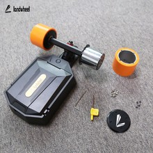 Mounted motor kits landwheel skateboard drive for electric longboard