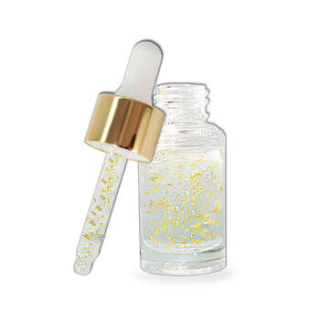 24K gold essence makeup primer face serum