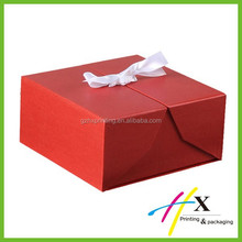 The OEM production decoration paper covered boxes
