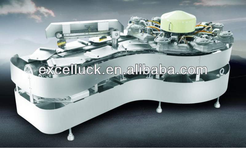 Luncheon meat vacuum packaging Machine