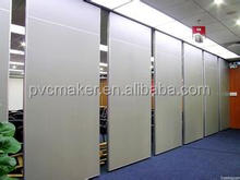 Green 2016 hot sale PVC Partition Board Pvc Celluka Board
