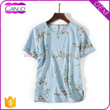 New fashion clothing women apparel girls fitness t shirts from china