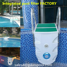 trade assurance factory integrated pool filter all swimming pool equipment in one set