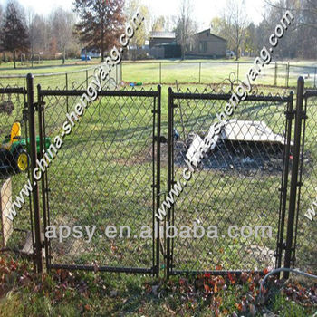 used wrought iron door gates(manufactory)