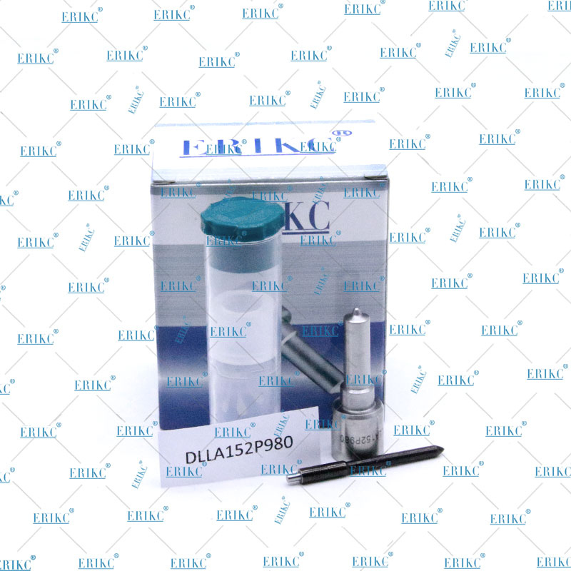 ERIKC DLLA152P980 jet spray oil gun nozzle DLLA 152 P980 DLLA 152P 980 for DCRI 095000-6980