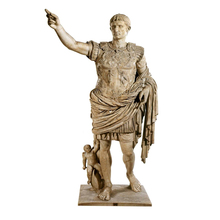 outdoor decoration Greek roman sculpture marble statue for sale