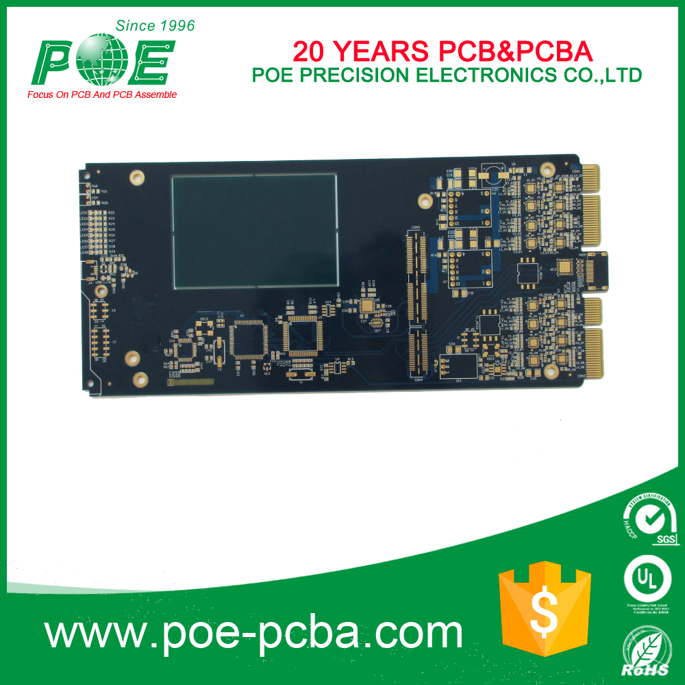 China PCB Fabrication multilayer electronic PCB circuit board