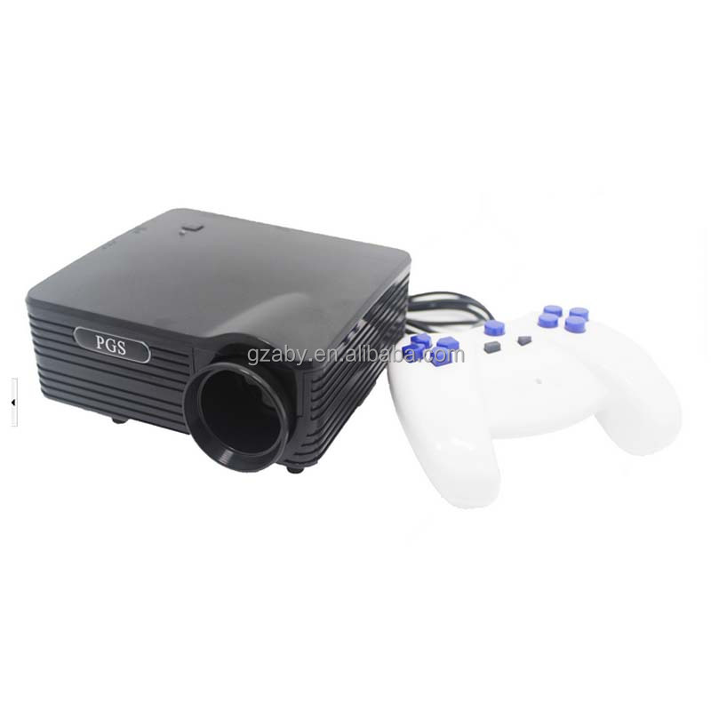 The top 8 bit Projection video game console machine with 180 kinds of free games