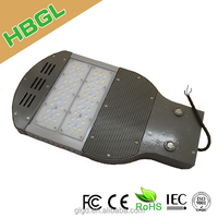 HBGL led 60w street light best selling and sell like hot cakes in Africa
