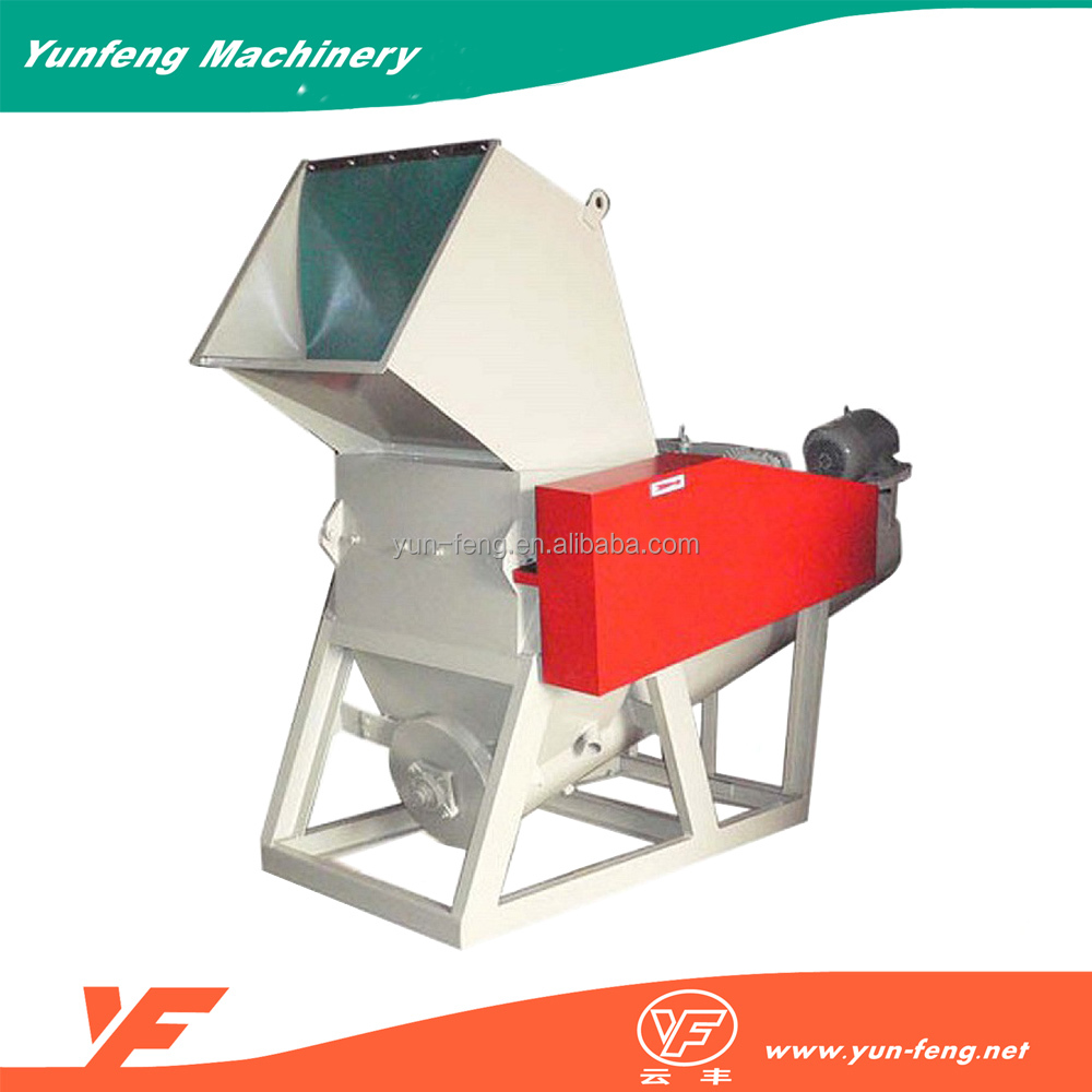 Factory supply scrap recycling plastic grinder machine