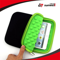 "SUNWELL 10"" 12"" 13"" 14"" 15"" 15.6"" 16"" inches Neoprene Laptop Sleeve Case Bag"