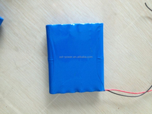 Lithium ion battery 12v rechargeable battery 8000mAh 3S4P Li-ion batteries