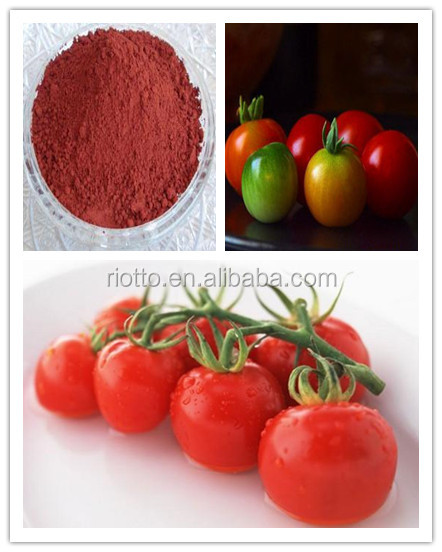 China Factory Supply Best High Purity Green Healthy Tomato Extract/ Lycopene10%