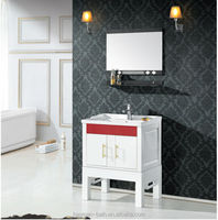 HM-081(ABS)Cheap and Small Bathroom Vanity Unit For Your Elegant Bathroom