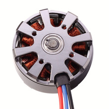 Aoxan AX-4010CP 650kv Shaft 5mm waterproof 12v dc electric <strong>motor</strong>