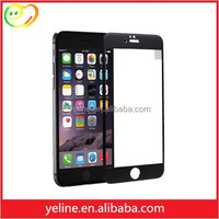 Wholesale tempered glass screen saver for iphone 6