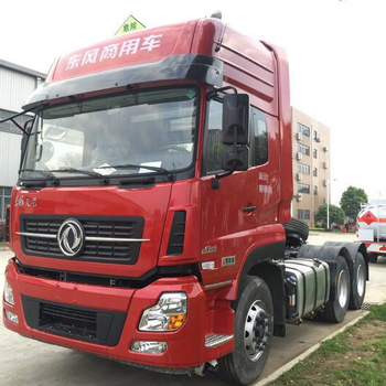 for sale dongfeng brand tractor truck towing vehicle