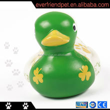 2014 hot sale yellow large rubber duck