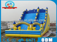 gaint commercial used inflatable water slide for sale