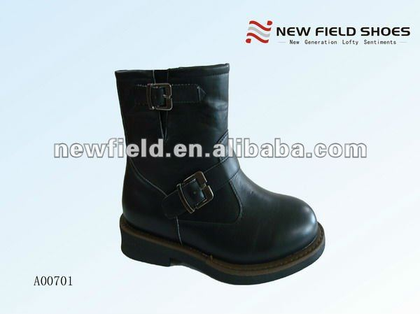 lastest style new fashion long Children boots kids shoes