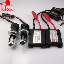 Bi Xenon Hid Kit H4 Hi/Lo With Factory Price For Auto Car Headlamp