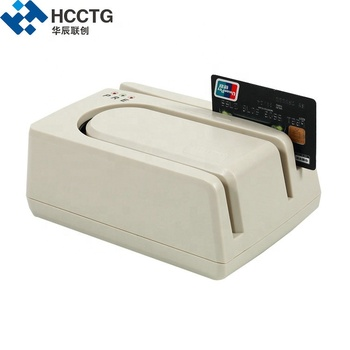 USB/RS232 MICR&MSR CMC /ISO1004 Check Reader and Writer HCC1250X-M
