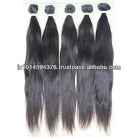 Top grade brazilian virgin hair, Mix 18 20 22, 100% unprocessed, natural color, straight and different textures available