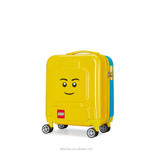 New products best sell lightweight luggage trolley bags for kids