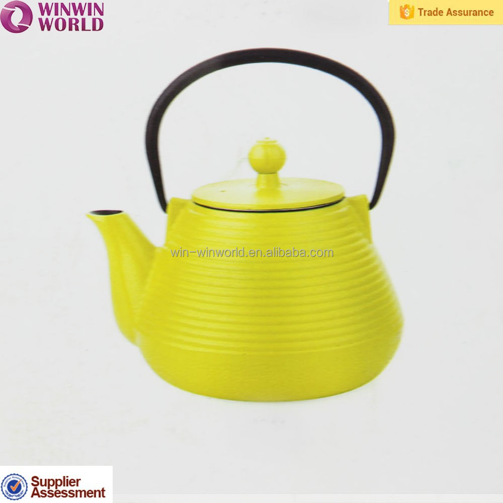 Co color cast cookware - Colored Cast Iron Teapot Colored Cast Iron Teapot Suppliers And Manufacturers At Alibaba Com