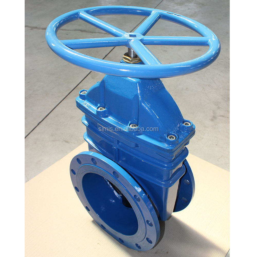 Rising Stem Non Rising grooved / mechanical Joint / Flanged Cast Iron Gate valve