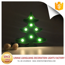 outdoor rechargeable christmas decoration led 3d craft light