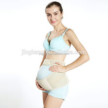 maternity back support brace with steel adjustable pregnancy support belt for waist support
