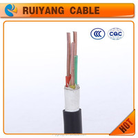 Copper conductor XLPE insulated PVC sheathed 1kV 3*6 sqmm power cable