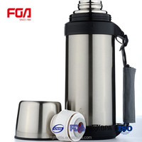 Vacuum Insulated Thermos Stainless Steel Canteen Camping Bottle Flask Canteen Bottle