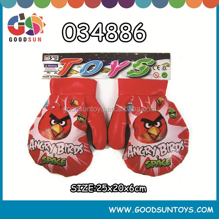 Sport toy cartoon boxing gloves
