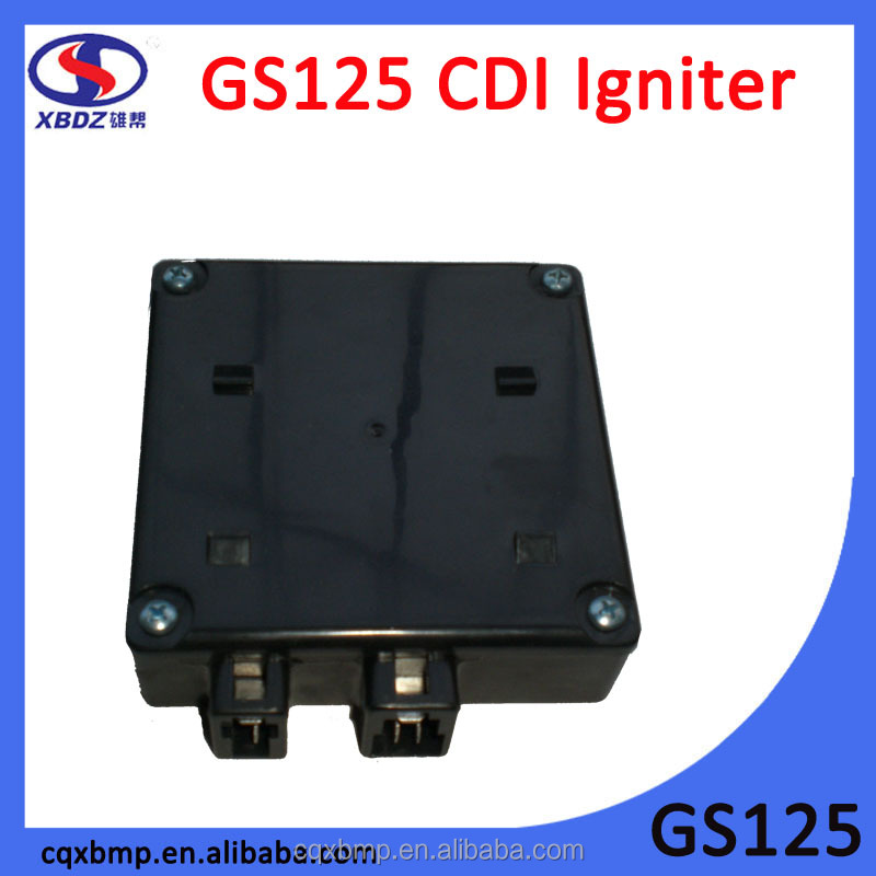 Motorcycle Engine Parts Ignition CDI for SUZUKI KING GS125