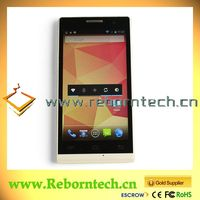 4.7 inch MTK6572 dual core smart phone 3G Bluetooth