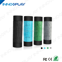 innoplay Stereo mini waterproof bluetooth speaker for outside