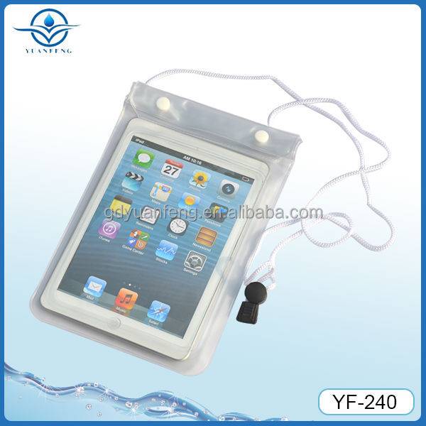 new products fashion underwear tablet waterproof case for 7 tablet pc dry bag