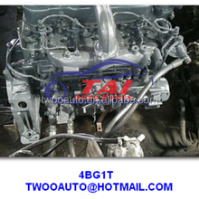 Half cut parts of Japanese Used car Engines for Canter 4D33, JDM Diesel Engine