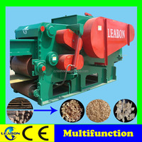 Biomass Forest Log Wood Chipper,CE Drum Type Log Wood Chips Machine