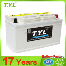 good sell high quality 12V 100AH car battery in auto batteries
