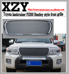 2008-2015LANDCRUISER FJ200 Bentley style front grille,LC200 front grille