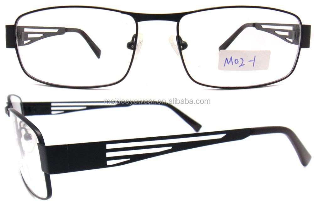 beta titanium frame, Metal Reading Glasses & memory optical frame