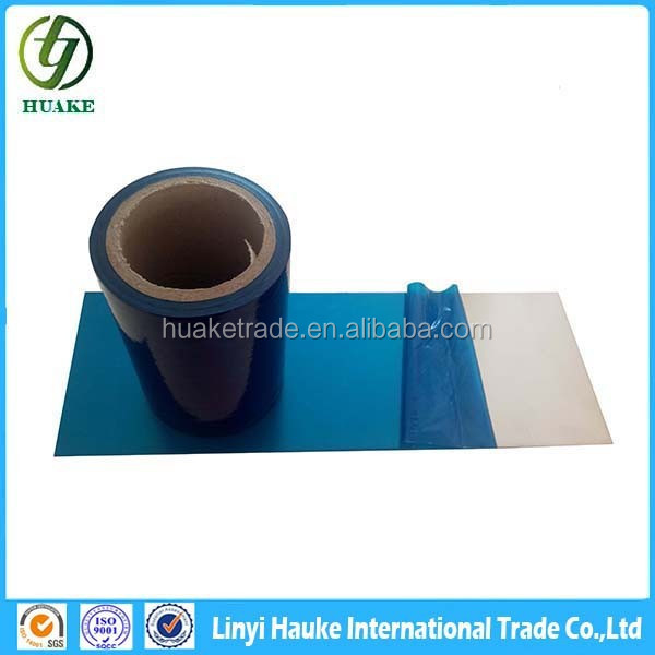 blue pe protective film for aluminum profiles industry