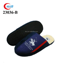 wholesale new model indoor slippers for men