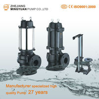7.5hp Submersible Pump