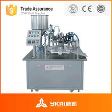 Tube Sealing and Filling machines for soft tubes