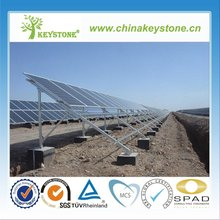 Ground solar mounting system,C-Steel/Solar Panel Bracket/PV Mounting Structure/Photovolatic Stents